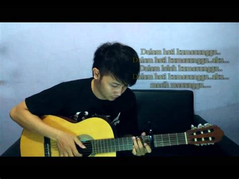 tutorial nathan fingerstyle chrisye ft peterpan menunggumu nathan fingerstyle cover