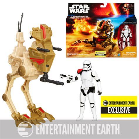 Toys Wars Bb 8 Dan Finn Stormtrooper Set wars the awakens desert assault walker with order stormtrooper 183 toys and posters