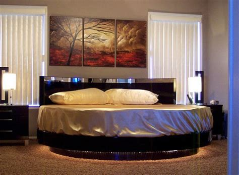 circle beds 27 round beds design ideas to spice up your bedroom