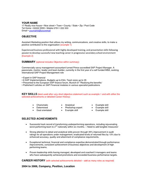 Business Letter Jollibee 5 best objective statement for resume jollibee
