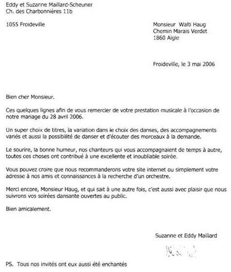 Modèle De Lettre De Remerciement Pour Un Mariage Mariage Decoration Mariage Orchestre Merry Boy
