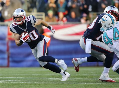 recent news on danny amendola new england patriots new england patriots five breakout candidates for 2015