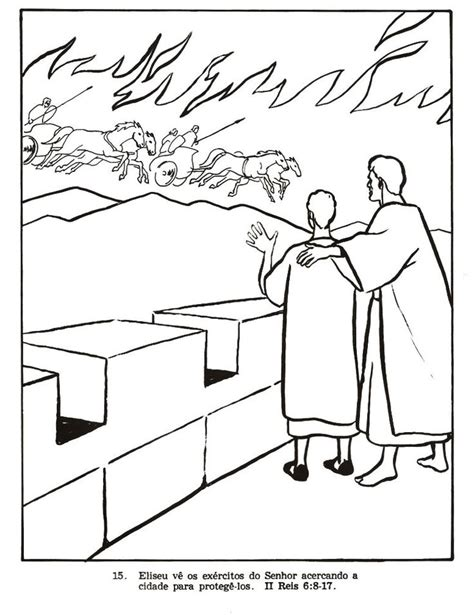 Galerry coloring page of adam naming the animals