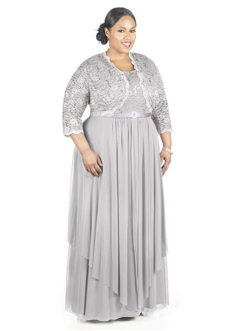 Jaket Bb Size By Fidhe Shop r m richards s plus size formal jacket dress