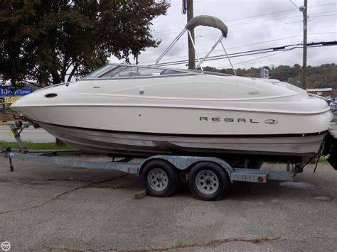 jon boats for sale in cincinnati ohio 2001 regal 2350 lsc cincinnati ohio boats