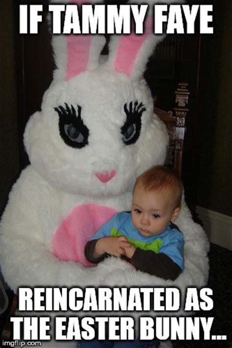 Easter Bunny Memes