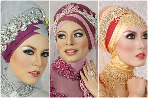 Yuyun Make Up izzara bridal spa contoh foto makeup pengantin