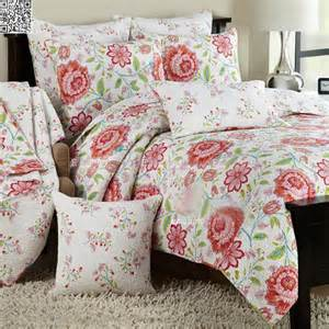 Quilted Bedspreads King Size Bed 100 Cotton Quilted Coverlet Bedspread Set King
