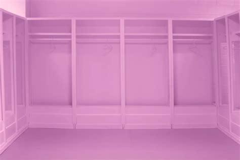 pink locker room iowa football s pink locker room gets its own fs1 promo black gold