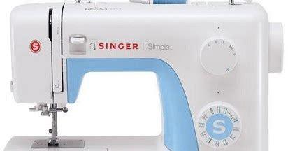 Mesin Jahit Singer Untuk Pemula tips memilih mesin jahit portable yang bagus untuk pemula