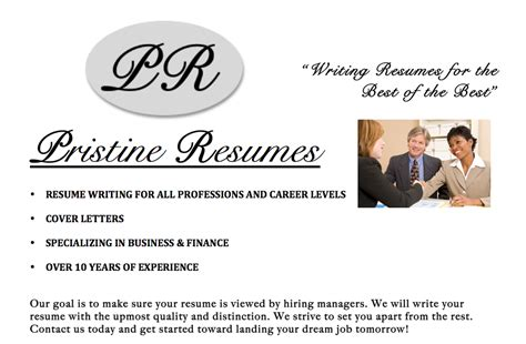 professional resume writing services a resume writing