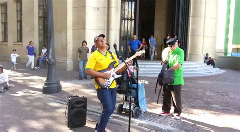who sings sultans of swing this brazilian will make you drop your jaws as he sings