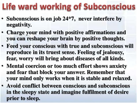 relentless state of mind the power of mental conditioning books power of your subconscious mind