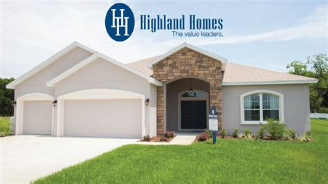 windemere with loft home plan by highland homes florida