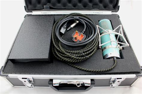 Handmade Microphone - lewilson classic handmade condenser microphones