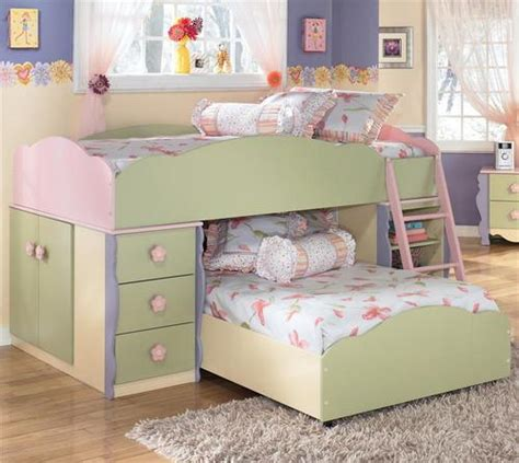 signature design dollhouse loft bed signature design by ashley doll house twin loft bed with