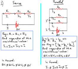 resistors in series and parallel physics lab cpe july 2014