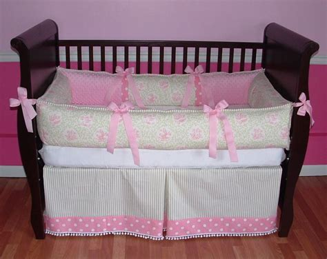 150 Best Ideas About Baby Girl Bedding Sets On Pinterest Soft Pink Crib Bedding