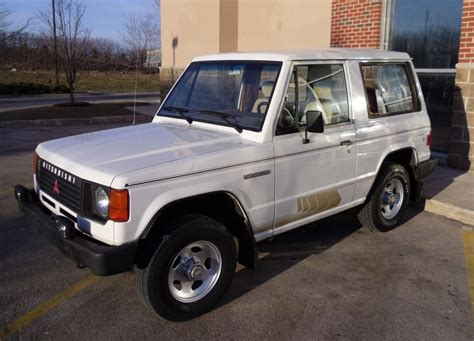how to learn all about cars 1987 mitsubishi truck navigation system 1987 mitsubishi montero for sale