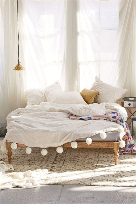 boho bed frame pinterest the world s catalog of ideas