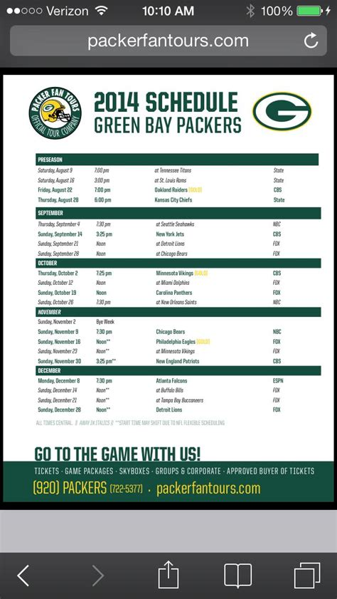 bays green bay packers and green on