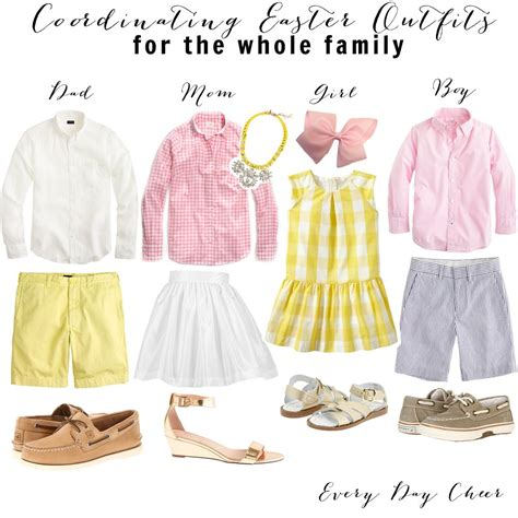 easter wear pinterest coordinating family easter outfits photography