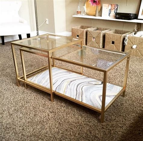 Ikea Satztische by 17 Best Ideas About Ikea Nesting Tables On