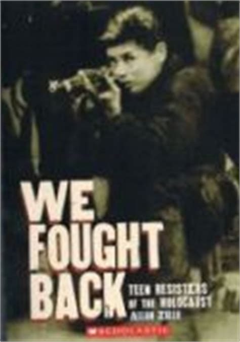 resistors of the holocaust we fought back resisters of the holocaust by allan zullo reviews discussion bookclubs