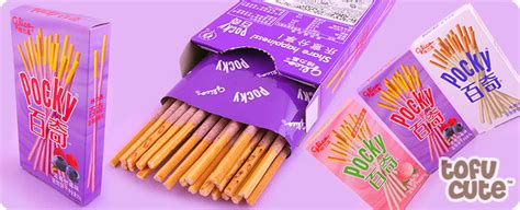 Pocky Fruity Blueberry Original Thailand Product buy glico pocky berry biscuit sticks at tofu