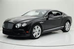 Bentley Coup 2016 Bentley Continental Gt V8 Coupe
