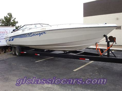 miami vice boat canvas 1984 chris craft 31 stinger performance boat in rochester