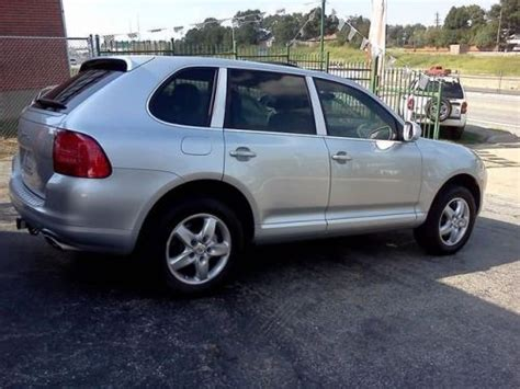sell used 2006 porsche cayenne s in 1317 veterans memorial pkwy st charles missouri united