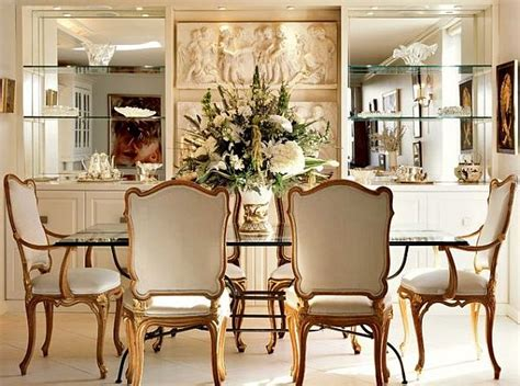 Fancy Dining Rooms | fancy silverware in the dining room decoist