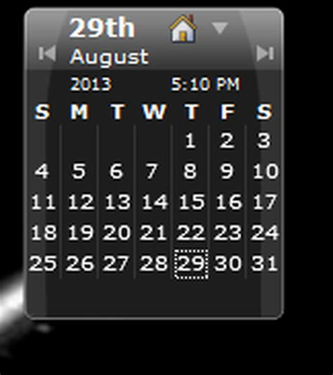 Computer Calendar Calendar For Computer Desktop Free