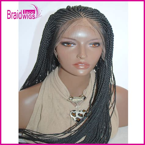 african braided lace wigs corn row wig nature girl wigs
