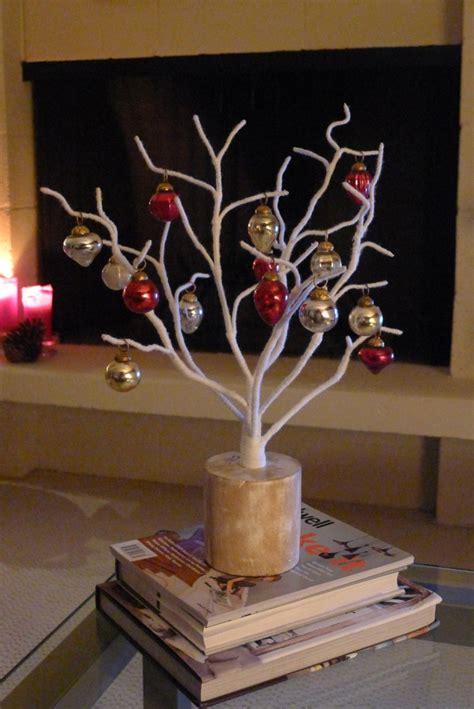 ramas decoracion interiores arbol navidad ramas decoracion de navidad ideas para