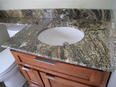 undermount bathroom sinks for granite bathroom the sophisticated of undermount sink for