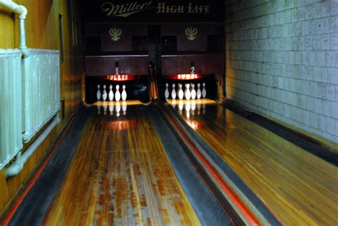 holler house holler house basement 2 lane bowling excuse me for the blu flickr
