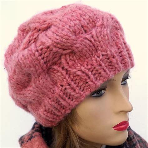Modèle Tricot Bonnet Femme Facile