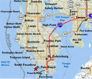 map of st petersburg florida area st petersburg area browse info on st petersburg area