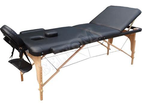 o lettino lettini da massaggi 3 zone classico