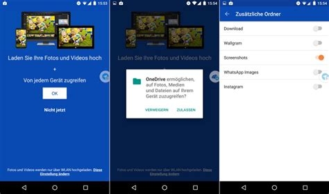 onedrive android onedrive f 252 r android sichern beliebiger fotoordner