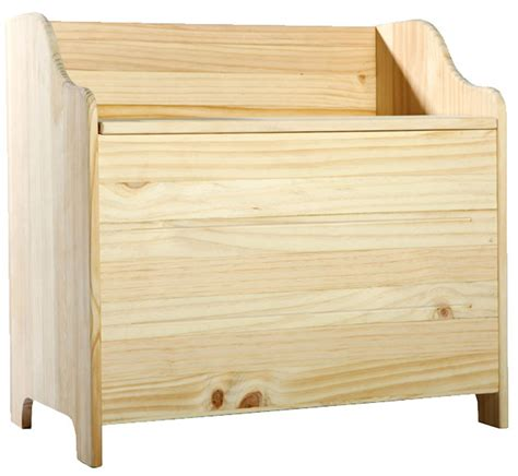 pine storage bench natural pine storage bench