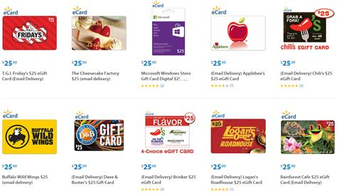 Subway Gift Card Walmart - 20 gift card at walmart 4