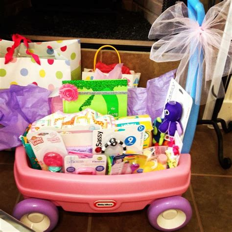 What To Buy For Baby Shower Gift by Baby Shower Gift Basket Idea Diabetesmang Info