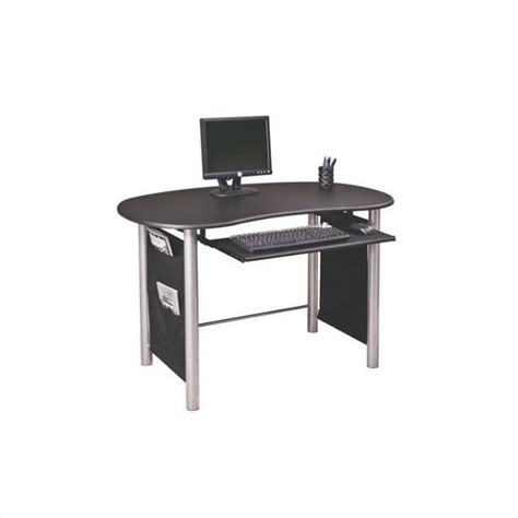 Media Workstation Desk by Multi Media Computer Desk Mm01bk