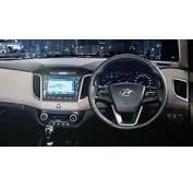 Hyundai Creta SUV Dashboard
