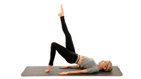 try this pilates workout to tone your abs stylecaster