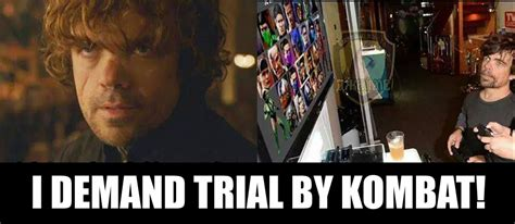 Tyrion Meme - tyrion lannister s trial as told by fan made memes