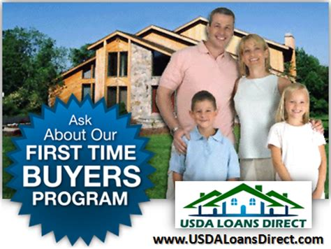 government programs for time home buyers free